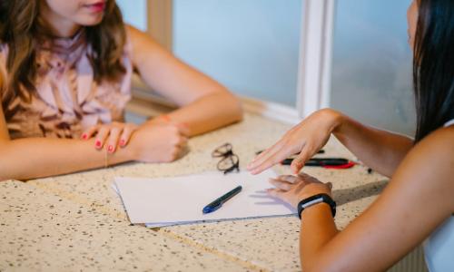 Pomoc psychologiczno – pedagogiczna w kształceniu na odległość