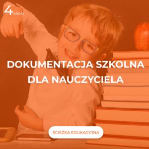 Dokumentacja dla nauczycieli - ścieżka nauczania