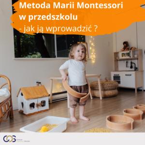 Metoda Marii Montessori