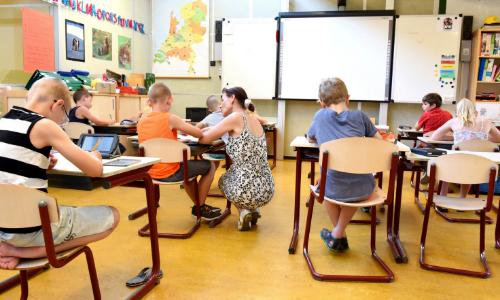Rozwijanie kompetencji kluczowych w szkole jako kierunek realizacji polityki oświatowej