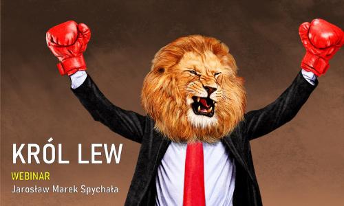 """Król Lew – """"hollywoodzkie"""" scenariusze lekcji."""